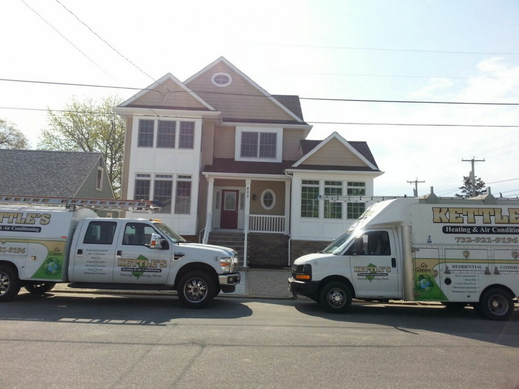 Trust Your Home's Comfort to Experienced HVAC Contractors